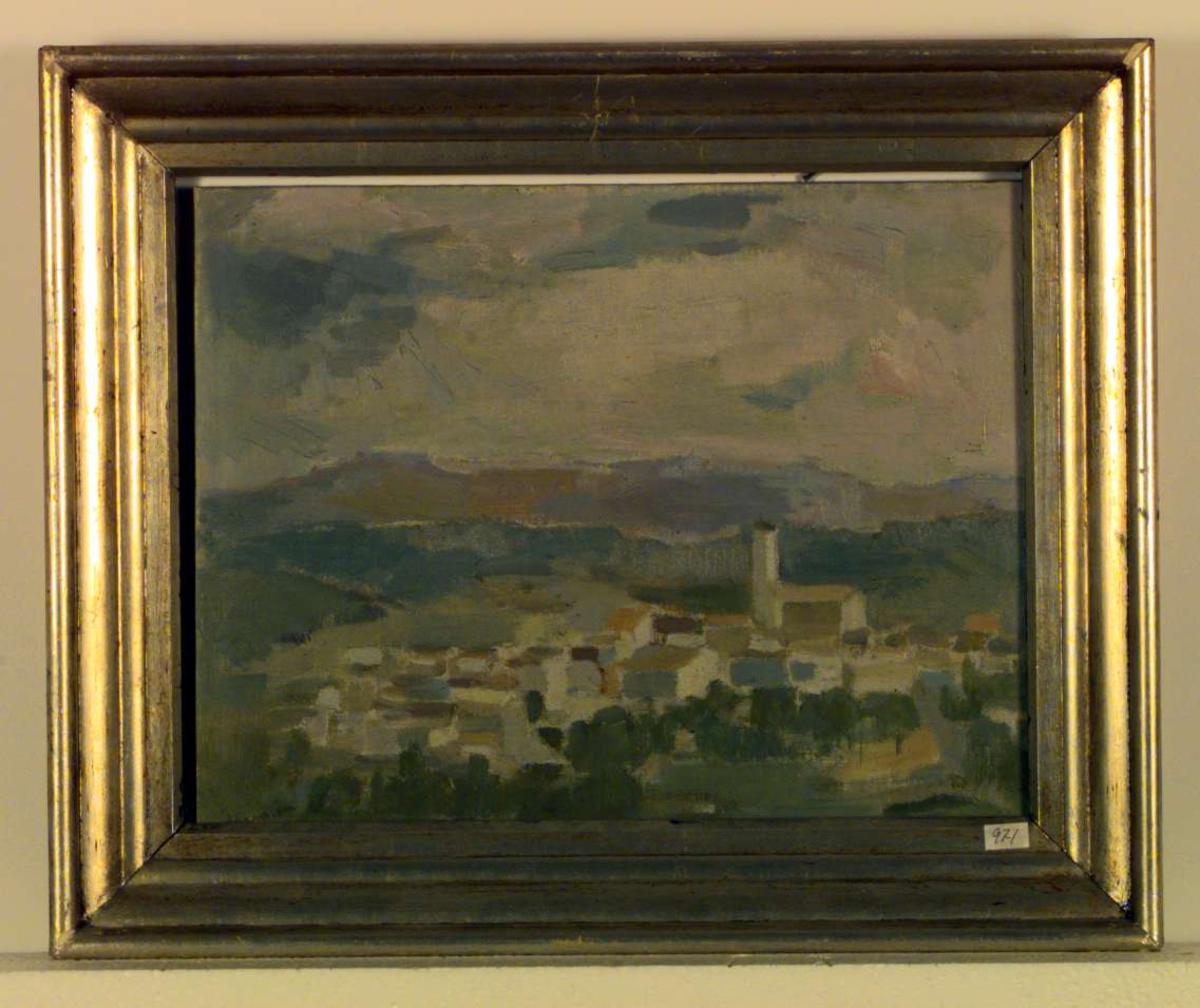 Utsikt fra Polop