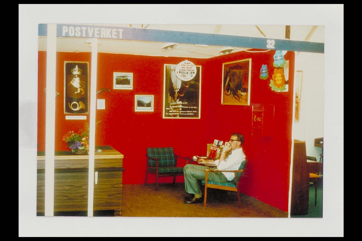 interiør, postkontor, 3600 Kongsberg, utstilling, postkasse