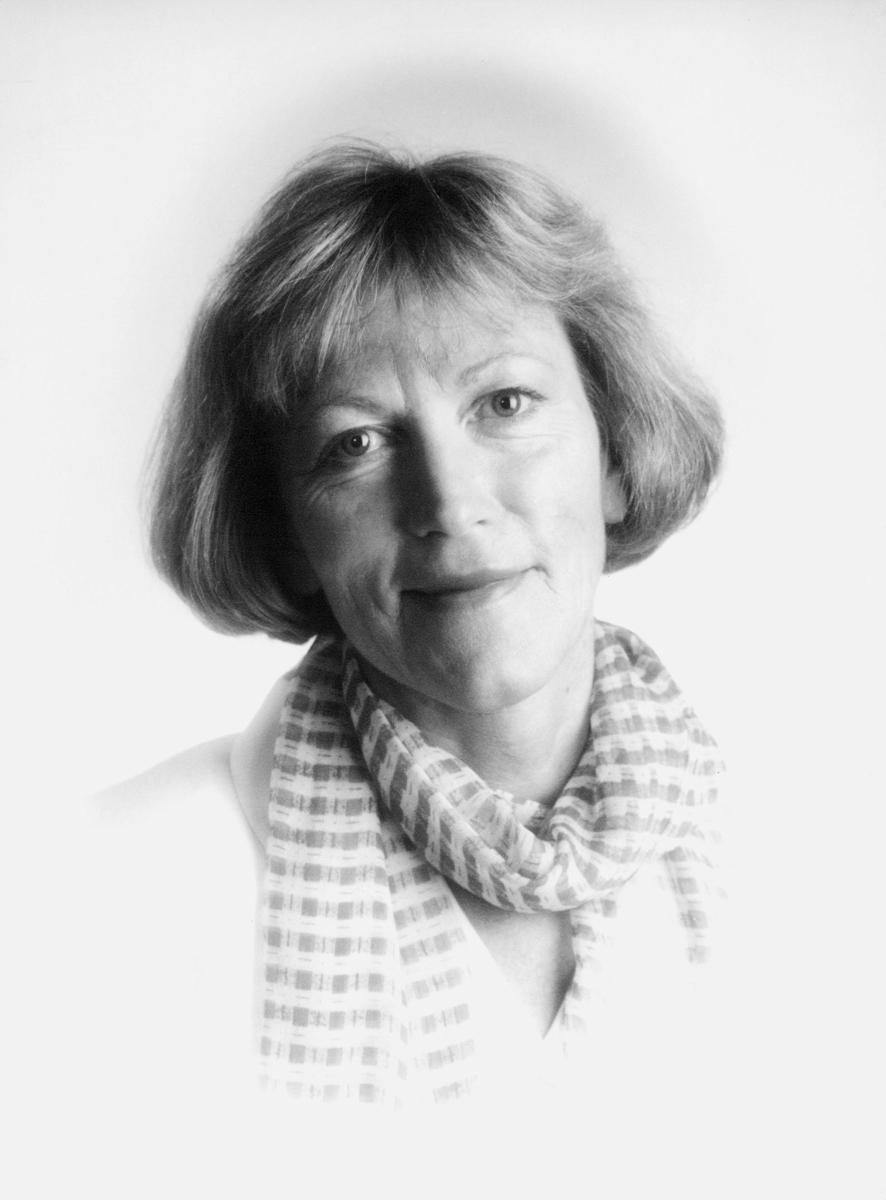 postmester, Gjøra Sigrid, portrett