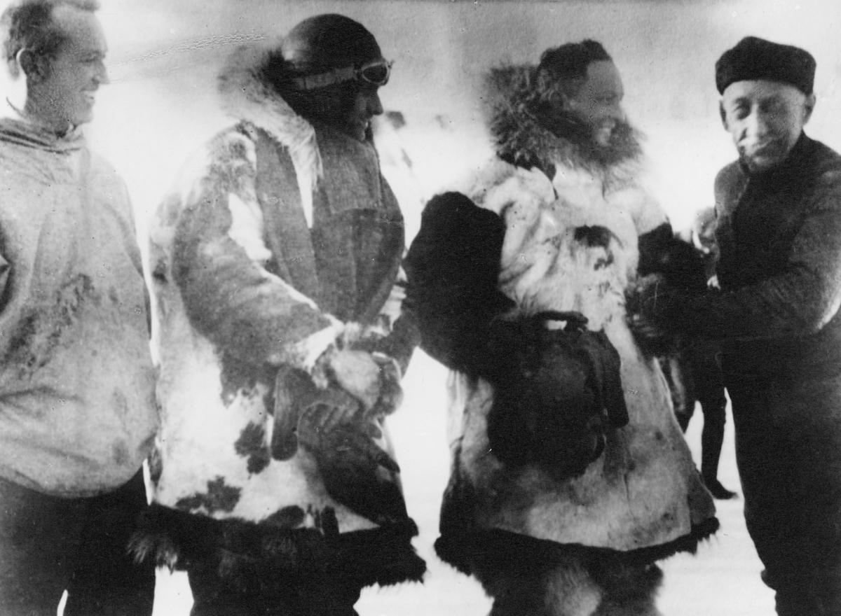 personer, Lincoln Ellswort, Richard Byrd, Floyd Bennet, Roald Amundsen
