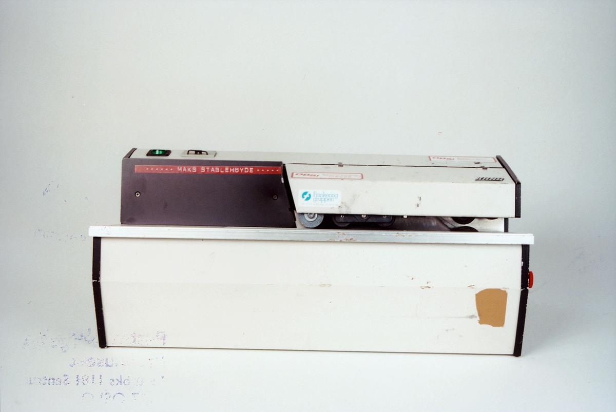 Stemplingsmaskin