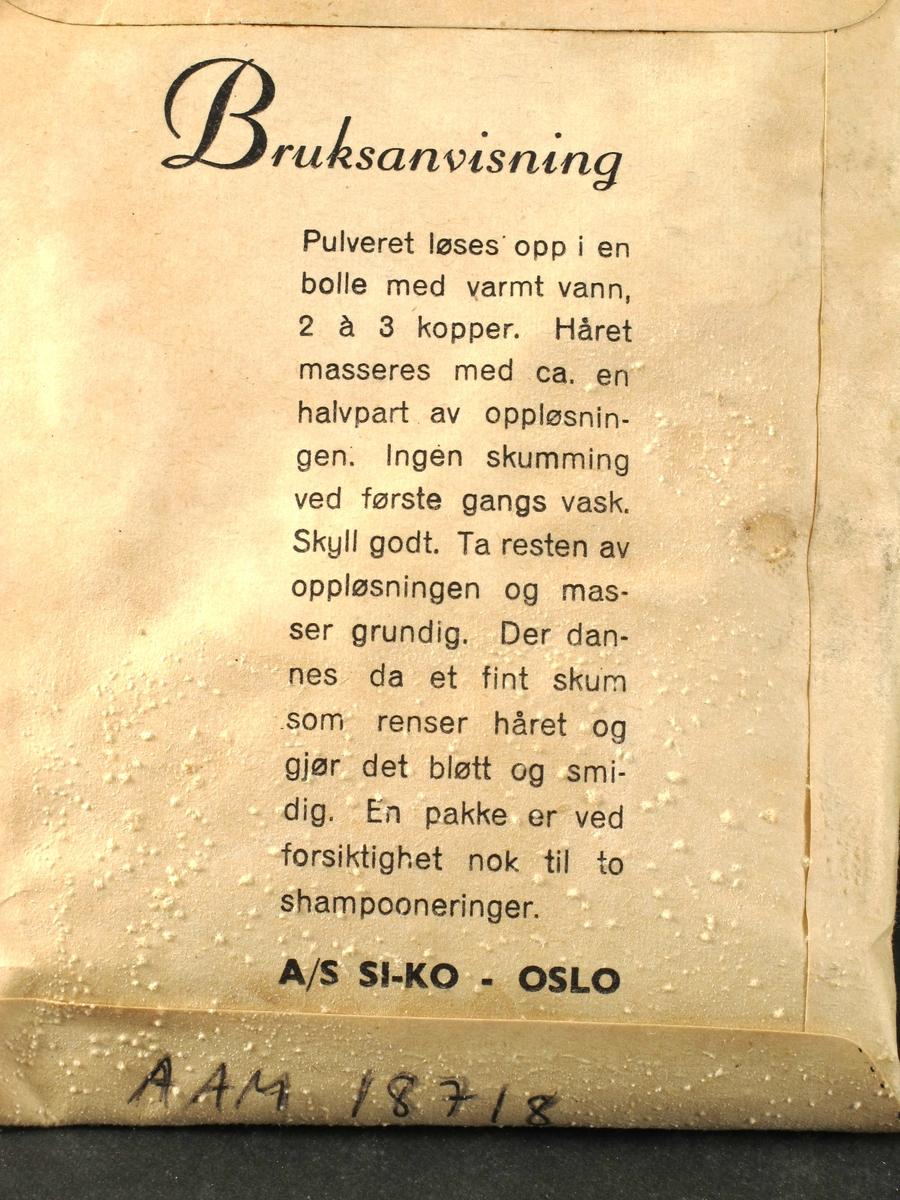 Pikeansikt/ fugl