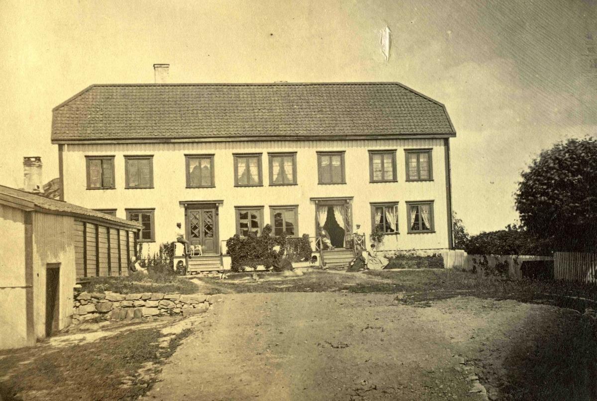 Stedsbilder Arendal Asdal - 1800 tallet  Aaks 44 - 4 - 7 Bilde nummer 127
