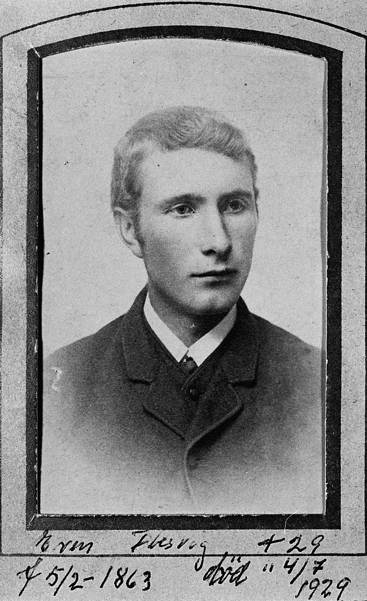 Even Flesvig 1863-1929