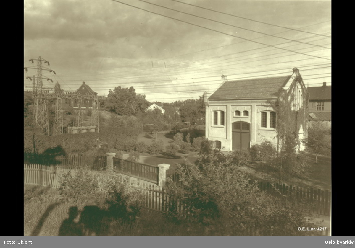 Lysaker (Lilleaker) stasjon