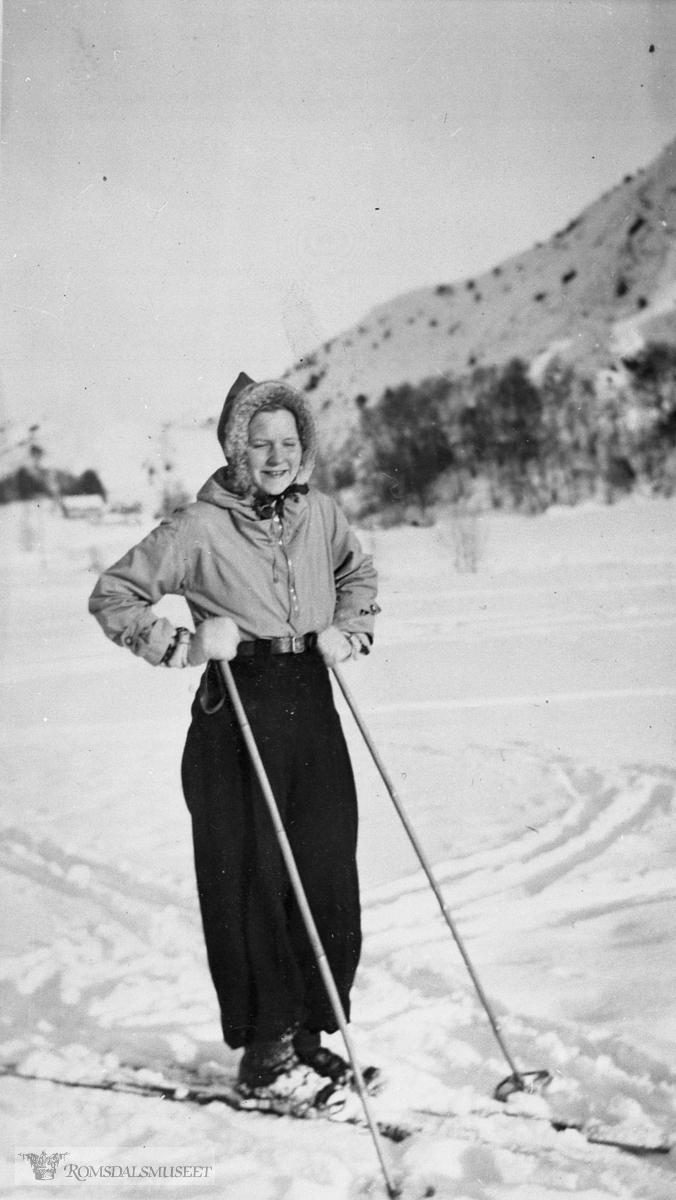 På ski 1938