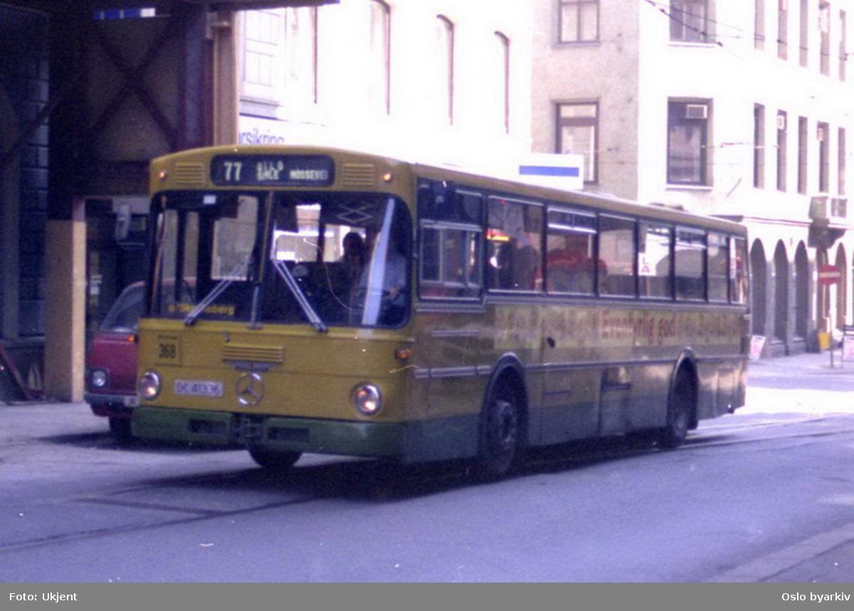 Busser, Ing. M.O. Schøyens Bilcentraler (SBC) nr. 368