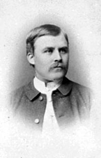 PORTRETT: MARTIN A. FINBORUD, FINBORUD GÅRD, BLE SENERE FOTOGRAF PÅ NES