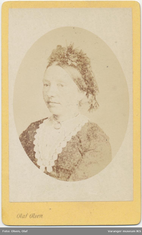 Portrett, Margrethe Marie Brodtkorb