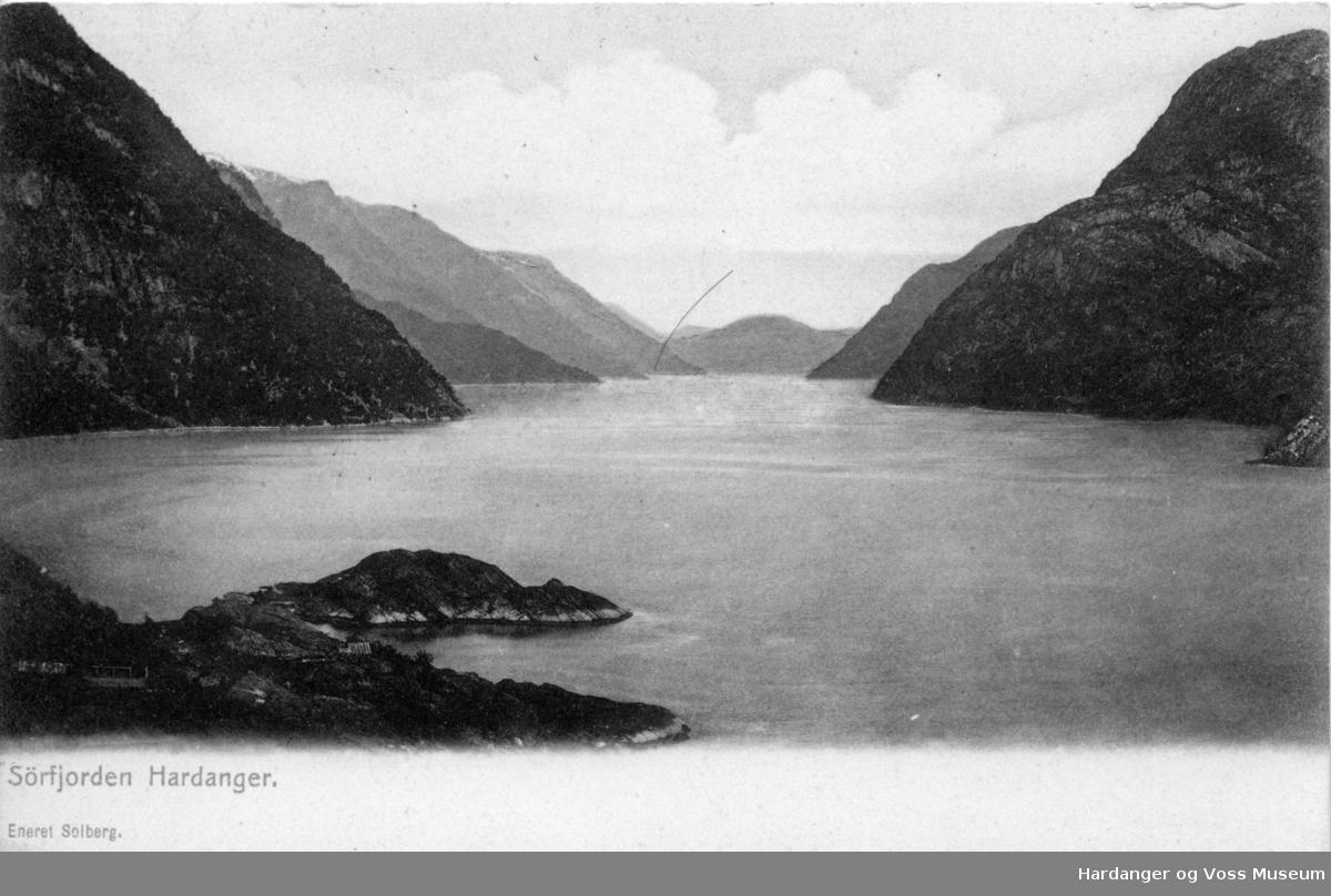 Sørfjorden med Eitrheimsneset