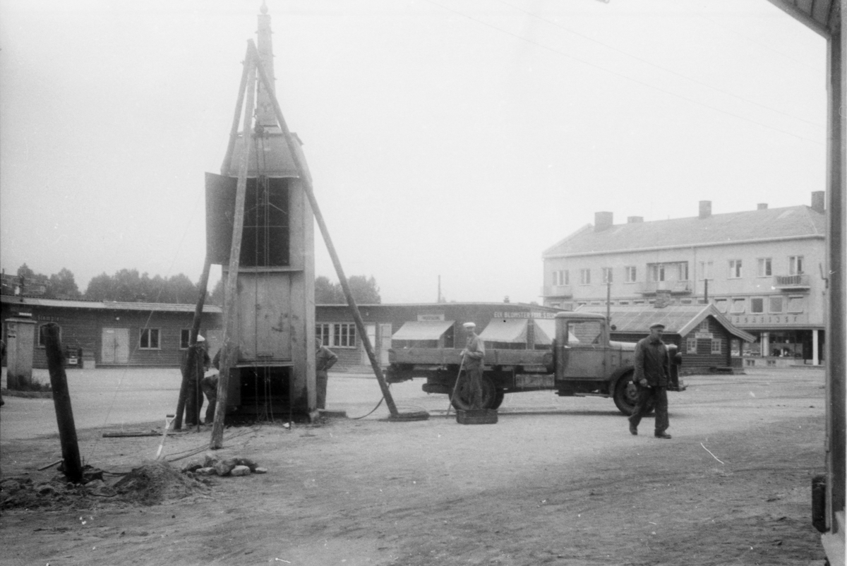 Riving av transformatorkiosk, Østmoehjørnet