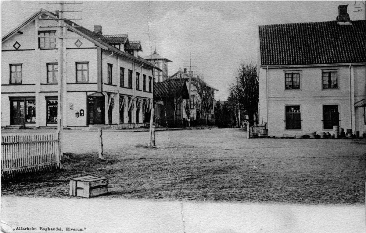 Alfarheim boghandel