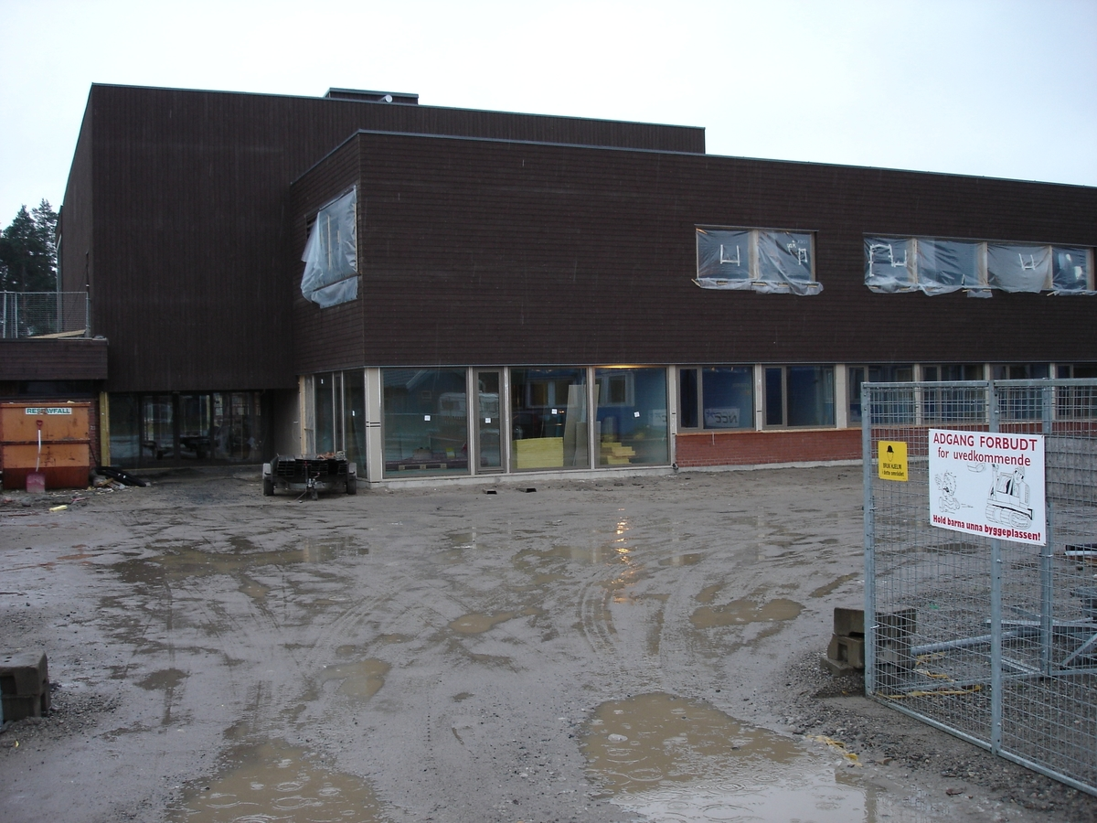 Glomdalsmuseets ombygning