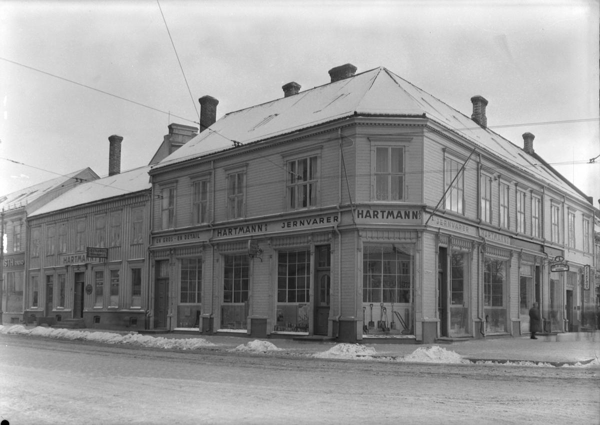 Hartmanngården i Olav Tryggvasons gate