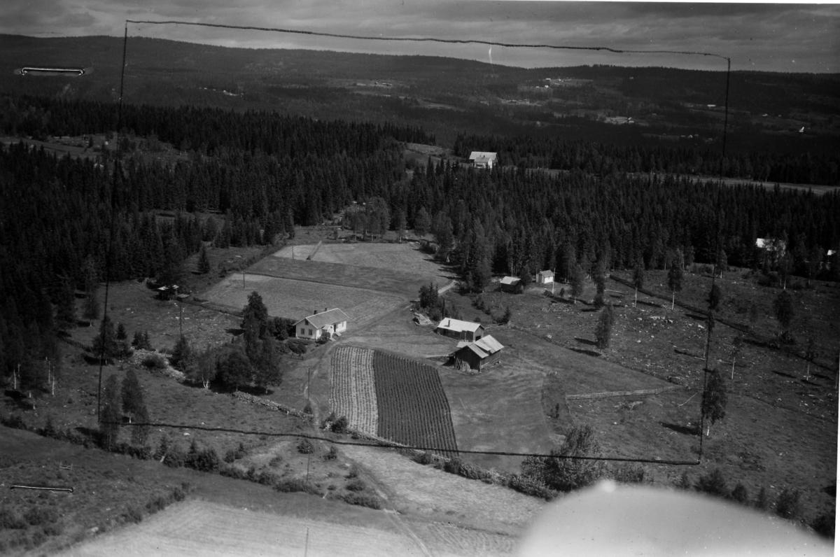 Kilde (Kjelle) gård (Gnr 158/125) i Sørskogbygda.