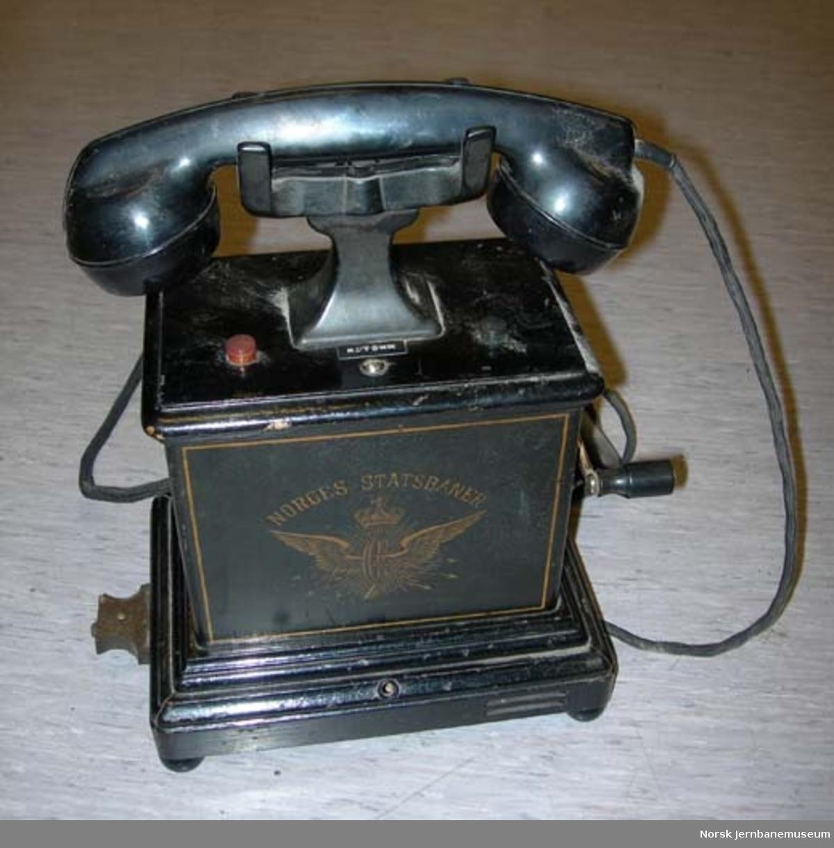 Bordtelefonapparat