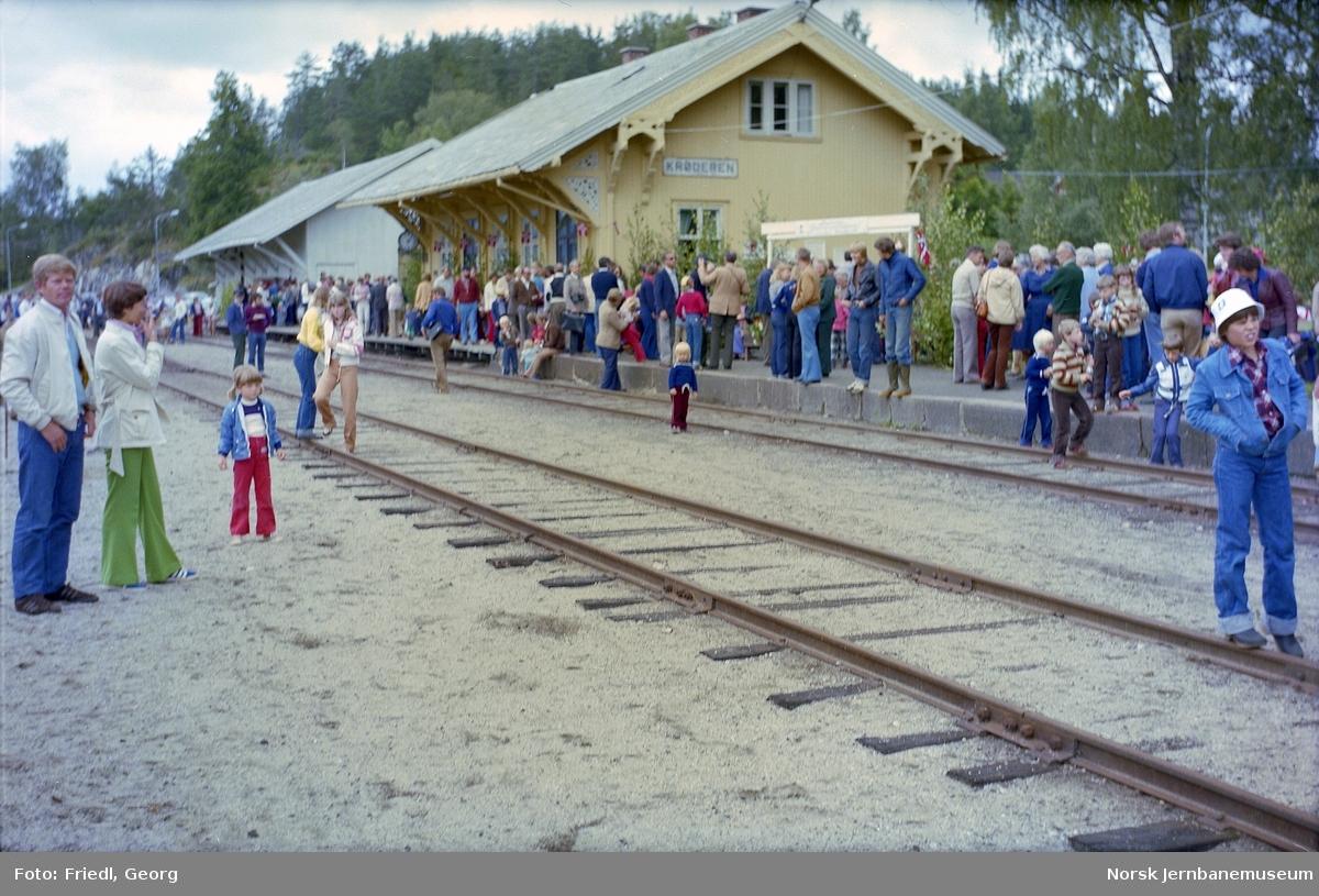 Krøderen stasjon