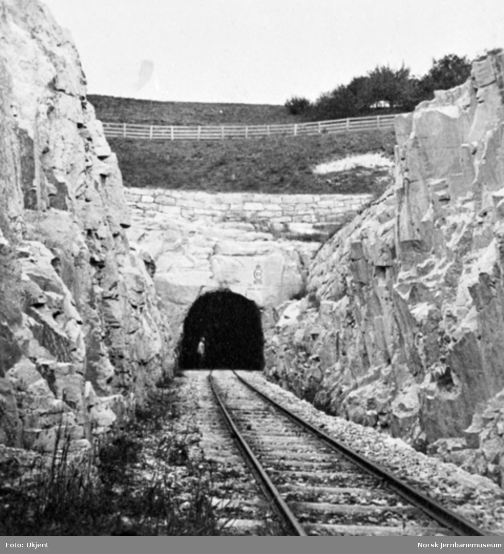 Spikkestad tunnel I (Røken store tunnel)