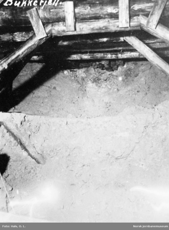 Bukkefjell tunnel, ras