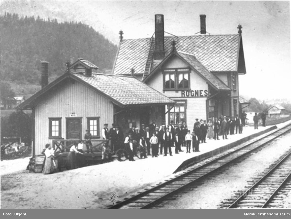 Rognes stasjon