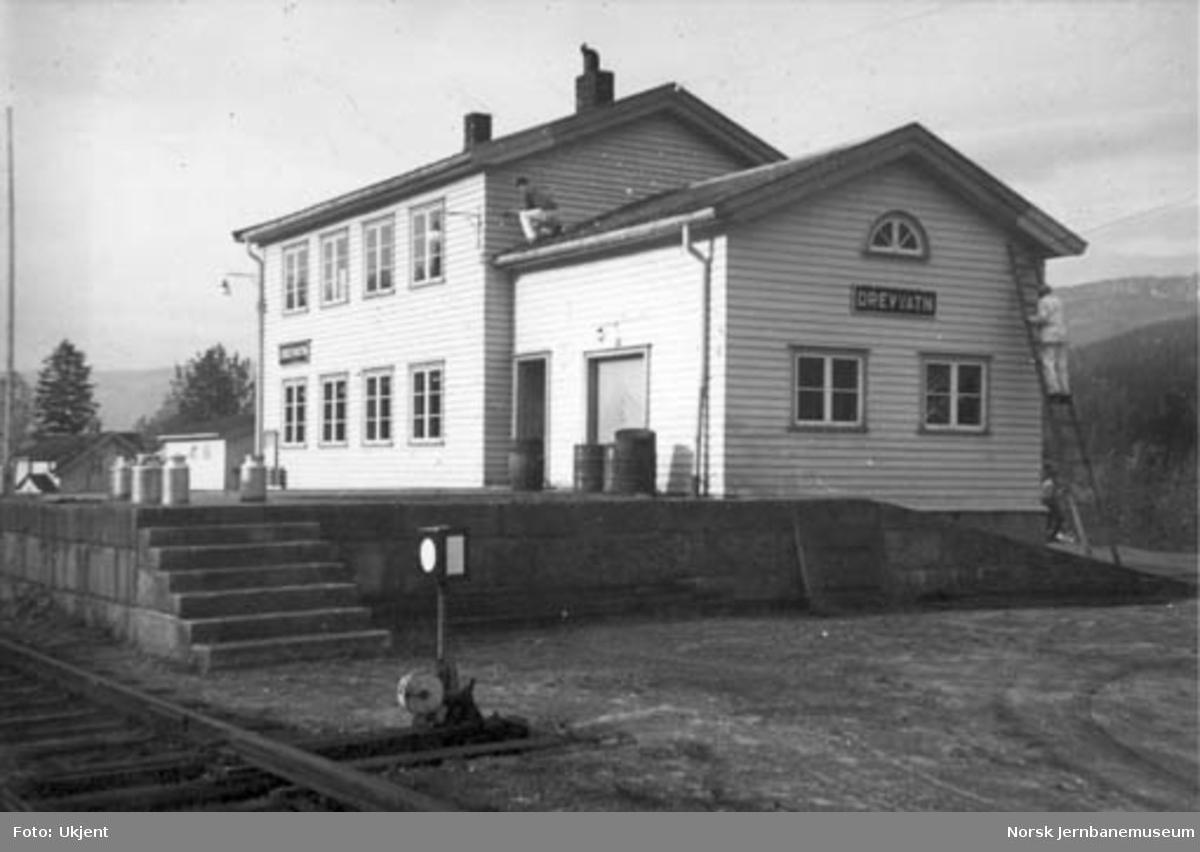 Drevvatn stasjon