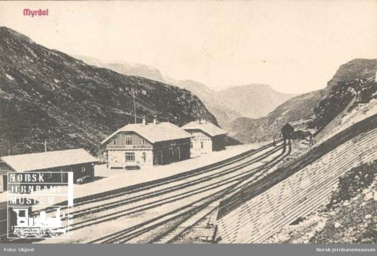 Myrdal stasjon