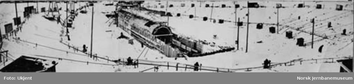 Tyholttunnelen : elektro-osmatisk drenering av forskjæringen