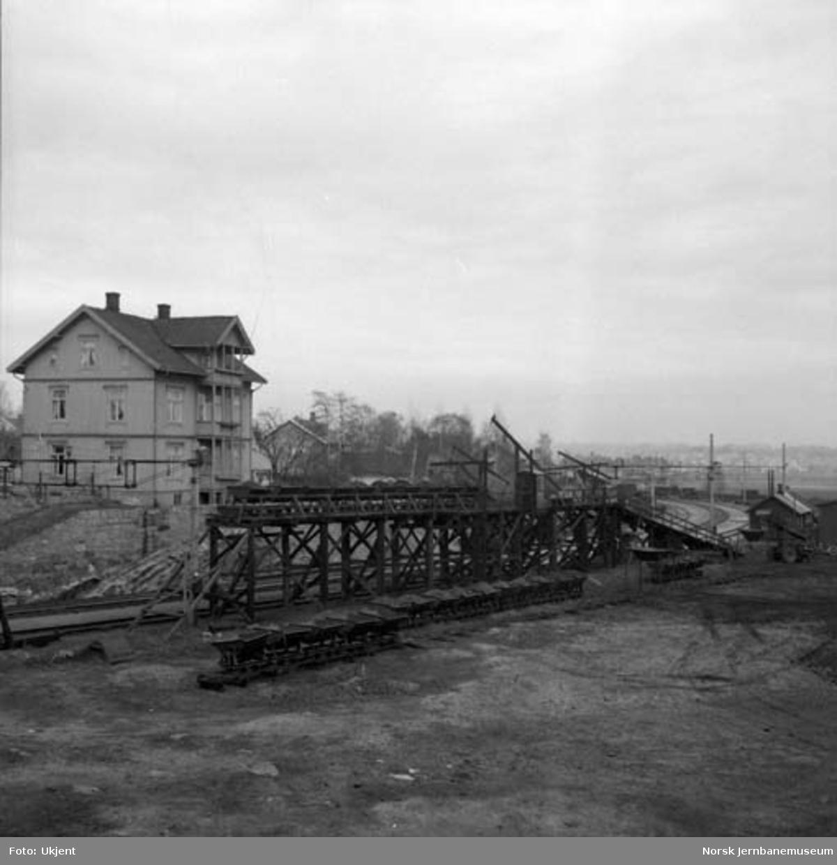 Kullbukken Hamar stasjon