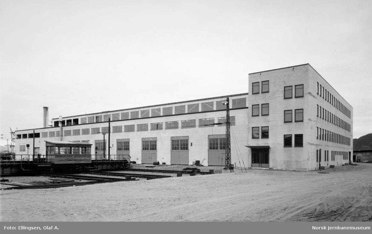 NSB Verkstedet Kvaleberg