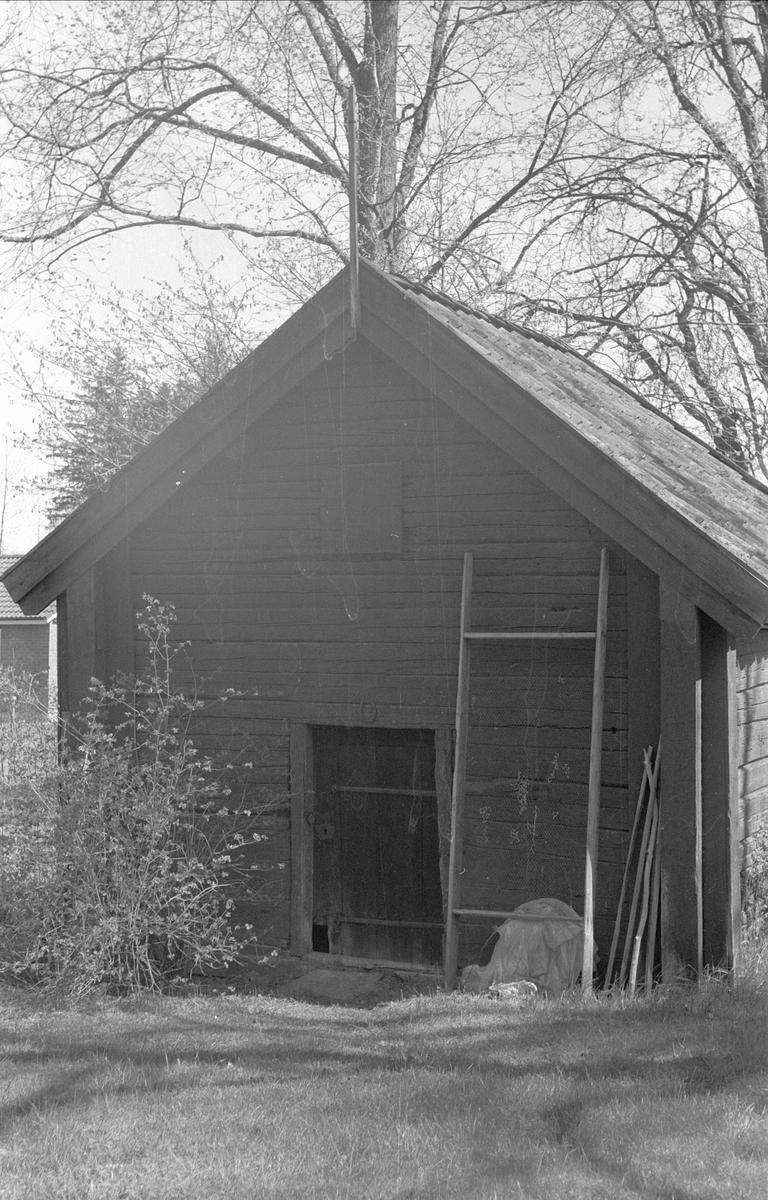 Magasin, Storvreta 3:76 - 47:1, Ärentuna socken, Uppland 1977