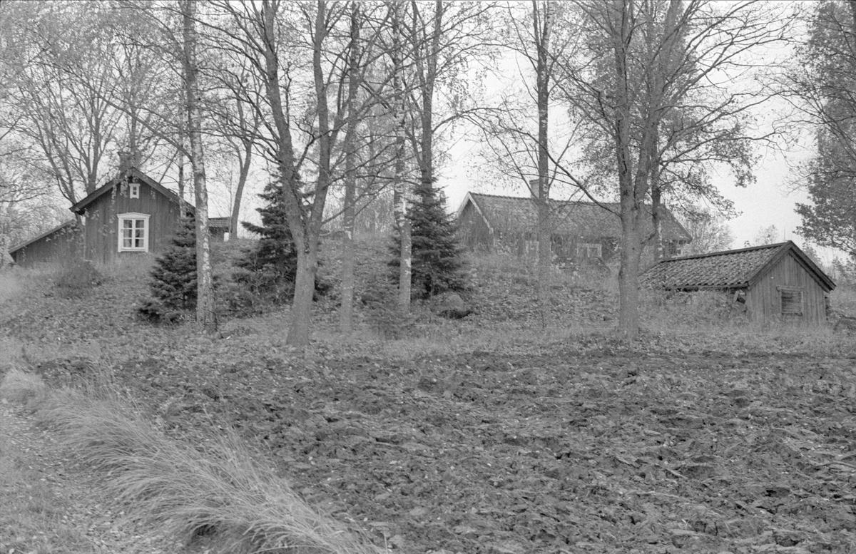 Vy över Fullerö 21:36, Fullerö, Gamla Uppsala socken, Uppland 1978