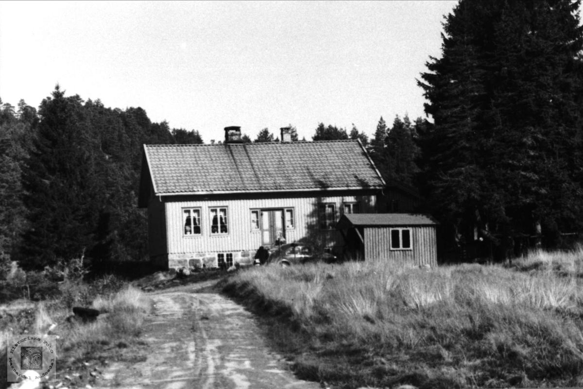 Krossen i Øyslebø.
