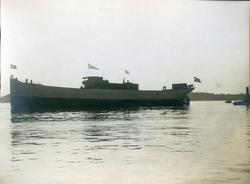 Eksteriør, lastebåten D/S Baldwin (D/S Karen fra 1963, D/S C