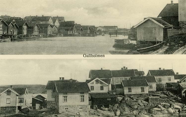 Gullholmen.