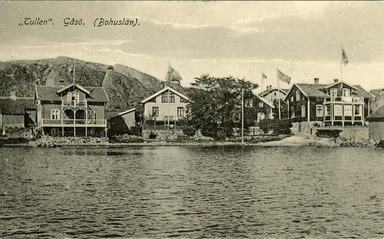 """Tullen"". Gåsö (Bohuslän). ::"
