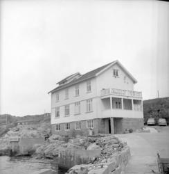 """Enligt fotografens notering: """"Klubbans biologiska station""""."""