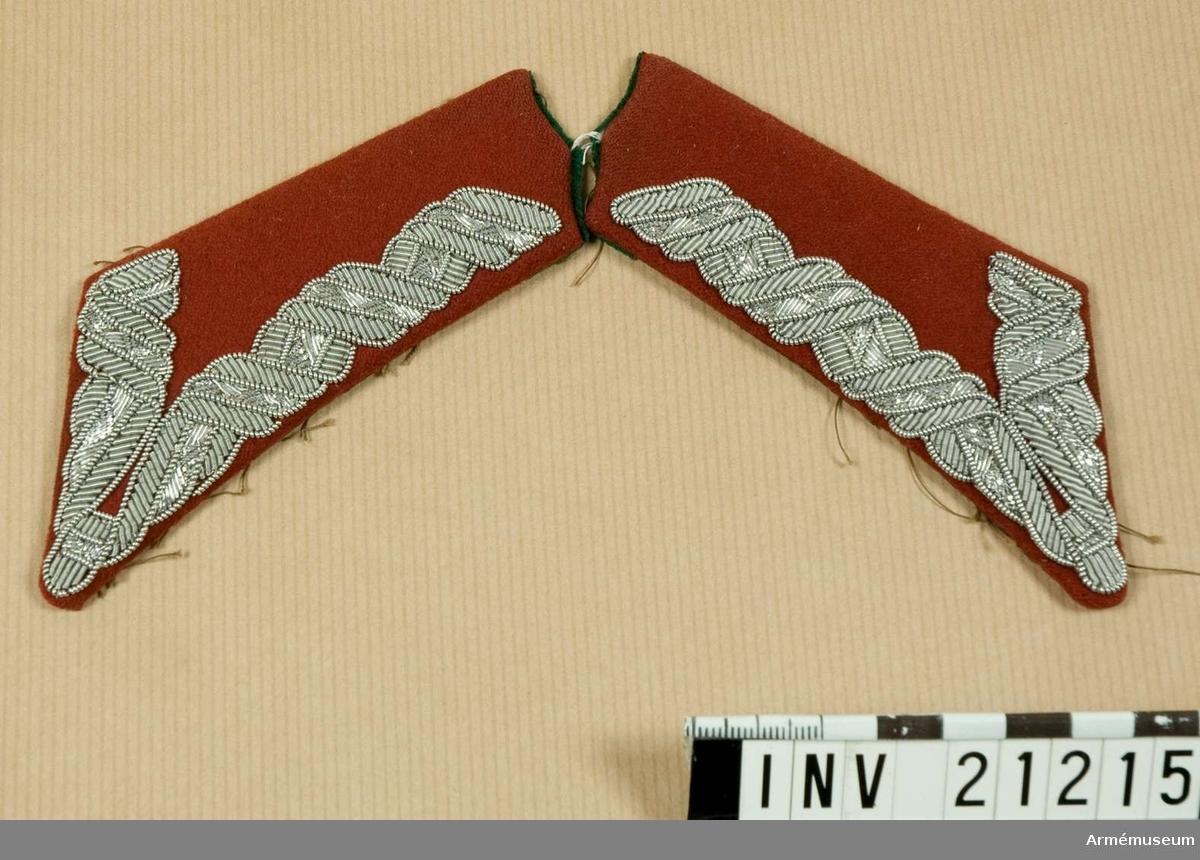 Grupp C 1.  Neg.nr ej påfört. Köpt av M Klibanski, Körvelg 53 A, Uppsala. Pris SEK 1.200 för 1975:21198-21229 och 1932:364 kompass.