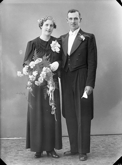 "Enligt fotograrens journal nr 6 1930-1943: ""Nilsson, Gunnar Tougtorp, Jörlanda""."
