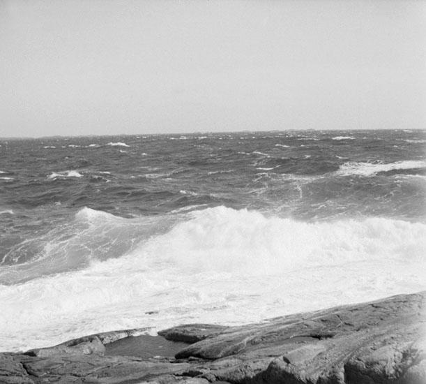 (Stereo karta XVII) Bränningar vid Tåudden. 25 Augusti 1926