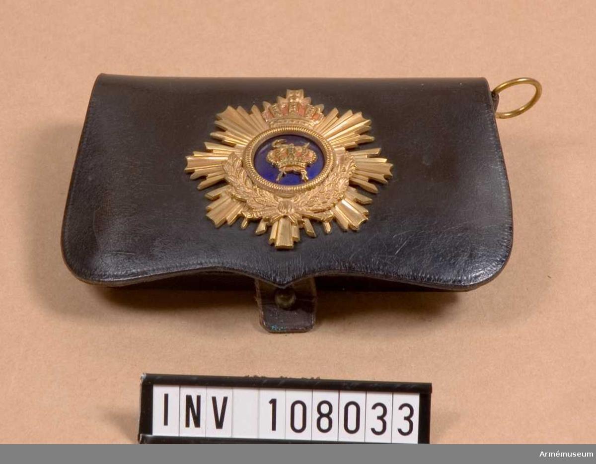 Kartuschlåda m/1843