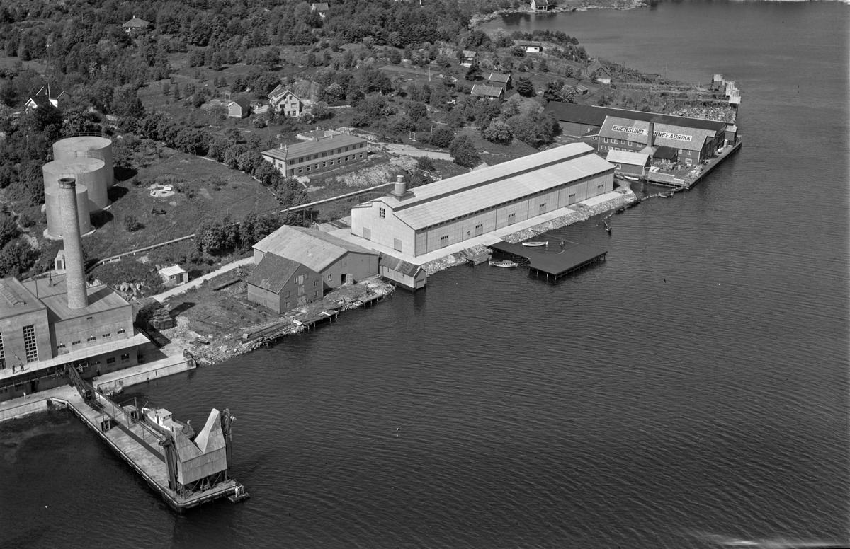 Sildefiskernes fabrikklag, tønnefabrikk