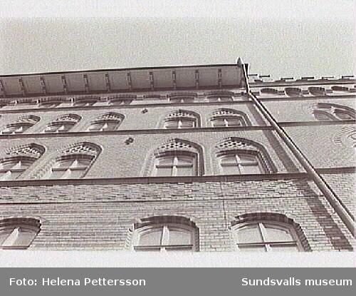 Sibylleg. 16 - Limeg. 22.Agi Lindegren 1888-89.