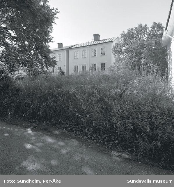 Inventering Stadsmon. Vallgatan 17.