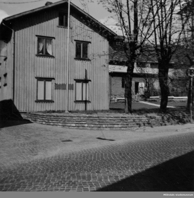 Göthiska förbundets f d bibliotek.