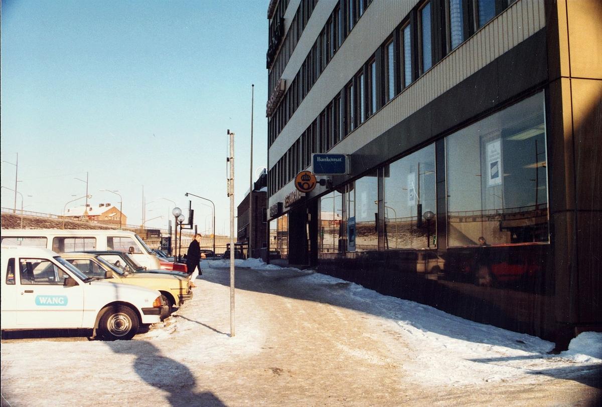 Postkontoret 126 12 Stockholm Västberga Allé 7