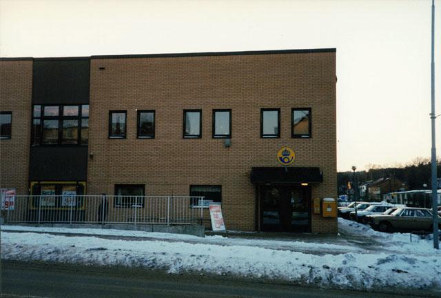 Postkontoret 286 01 Örkelljunga Storgatan 2