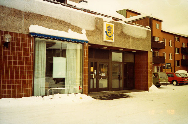 Postkontoret 961 20 Drottninggatan 5