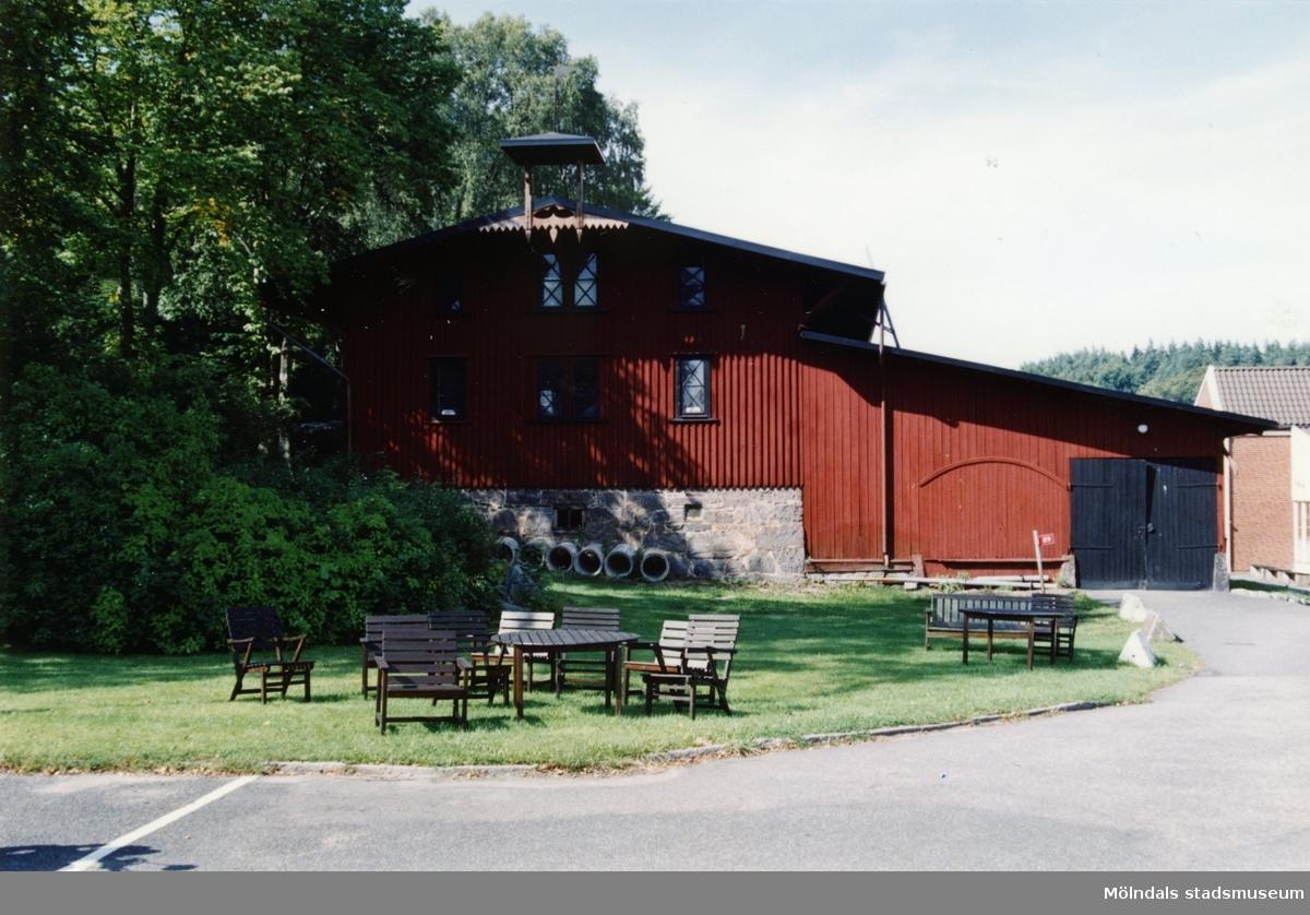 Vy från Streteredshemmet i Kållered.  Foto Ch. ?