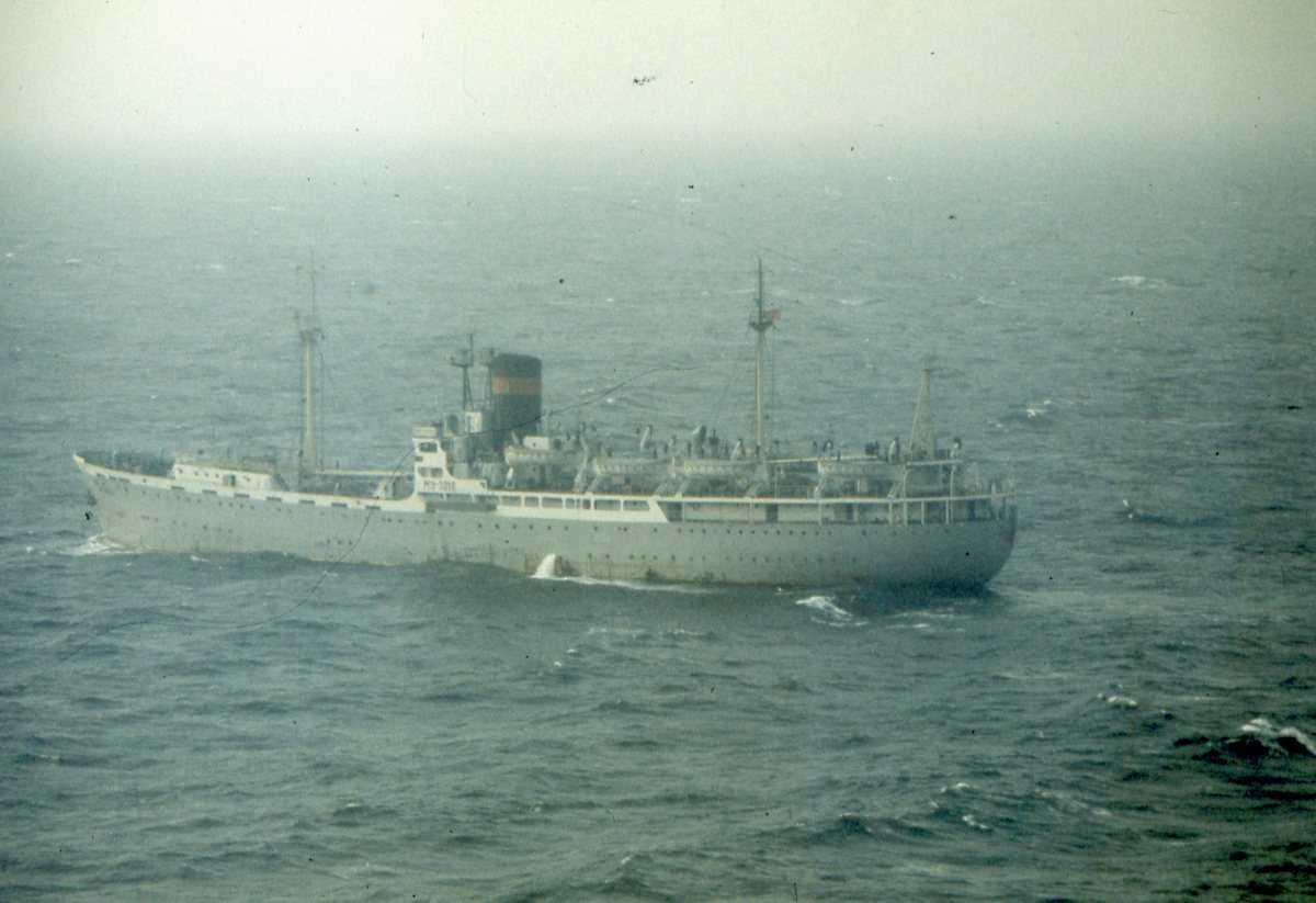 Russisk fartøy av Baltiysk - klassen.