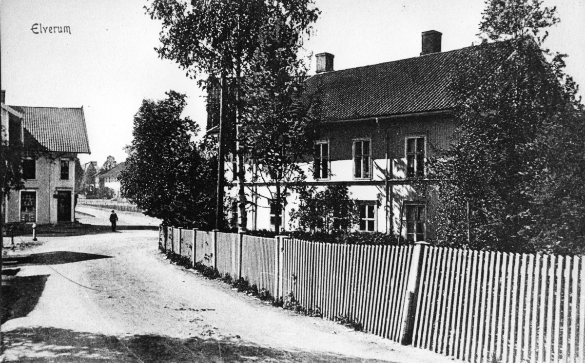 Gamle Trysilveg, Triangelgården